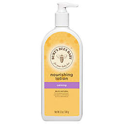 Burt's Bees™ 12 fl.oz. Baby Nourishing Calming Lotion