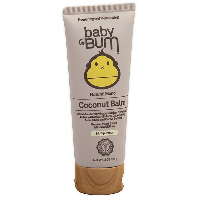 Alternate image 1 for Baby Bum® 3 oz. Natural Monoi Coconut Balm