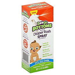 Boogie Bottoms™ 1.7 fl.oz. No-Rub Diaper Rash Spray