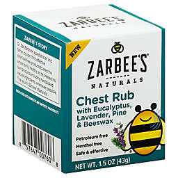 Zarbee's® Naturals 1.5 oz. Children's Soothing Chest Rub Eucalyptus Lavender and Beeswax