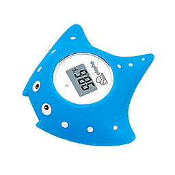 Elepho eFloat Bath Thermometer in Blue