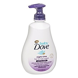 Baby Dove 13 fl. oz. Calming Nights Tip to Toe Wash