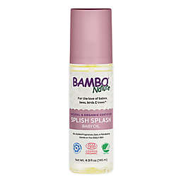 Bambo® Nature 4.9 fl. oz. Splish Splash Baby Oil
