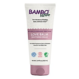 Bambo® Nature 3.4 fl. oz. Love Balm Soothing Cream
