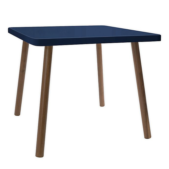 Alternate image 1 for Nico & Yeye Tippy Toe 23.5-Inch Square Kids Table