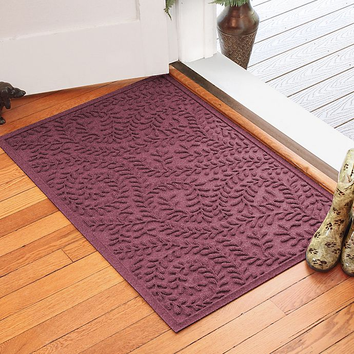 Alternate image 1 for Weather Guard™ Boxwood 30-Inch x 45-Inch Door Mat