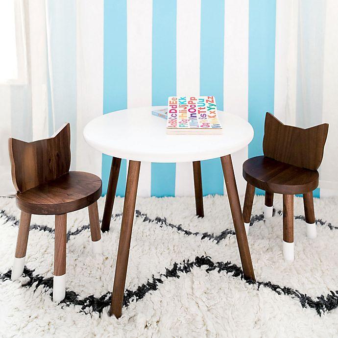 Alternate image 1 for Nico & Yeye Peewee Round Kids Table