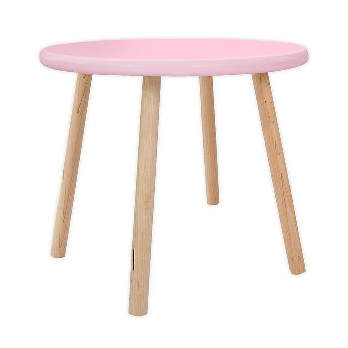 Alternate image 1 for Nico & Yeye Peewee 23.5-Inch Round Kids Table