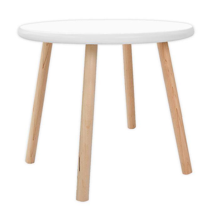 Alternate image 1 for Nico & Yeye Peewee 30-Inch Round Kids Table