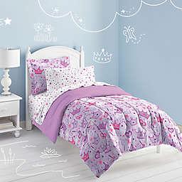 Dream Factory Stars & Crowns Full Comforter Set