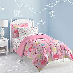Dream Factory Pretty Princess 5-Piece Comforter Set