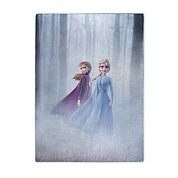 Disney® Frozen 2 Forest Sisters Raschel Throw Blanket