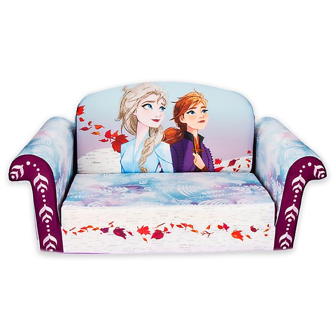 Wondrous Spin Master Marshmallow Frozen 2 Flip Open Sofa Pabps2019 Chair Design Images Pabps2019Com