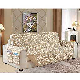 Leaf Reversible Oversized Sofa Cover