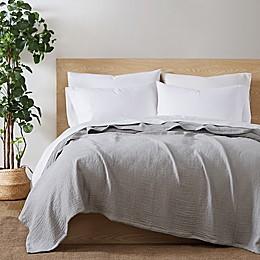 Under The Canopy® Organic Cotton Matelasse Blanket