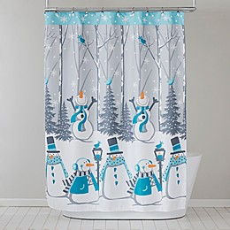 Snow Buddies Seasonal Bathroom Collection