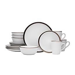 Pfaltzgraff® Dylann 16-Piece Dinnerware Set in White