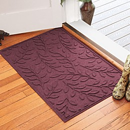 Weather Guard™ Brittney Leaf 30-Inch x 45-Inch Door Mat