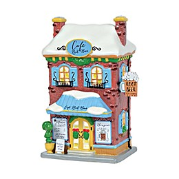 Department 56® Peanuts™ Snoopy's Root Beer Cafe Figurine
