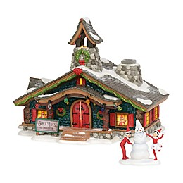 Department 56® Elf on the Shelf® Scout Elves in Training Figurine