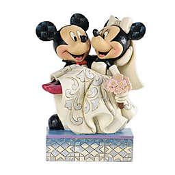 Disney Traditions Mickey and Minnie Wedding