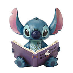Enesco Disney® Traditions Stitch with Storybook Resin Figurine