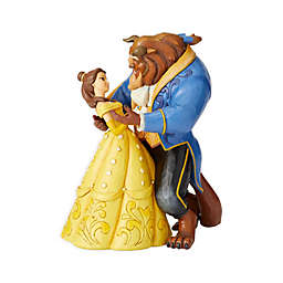 Enesco Disney® Traditions Belle and Beast Dancing Resin Figurine