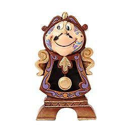 Enesco Disney® Traditions Cogsworth Resin Figurine