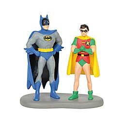 DC Comics™ Village Batman and Robin Figurine