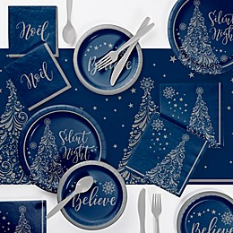 Creative Converting Silent Night Party Supplies Kit