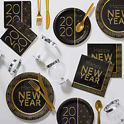 Creative Converting 2020 New Year Party Supplies Kit