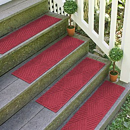 Weather Guard™  Diamonds 8.5-Inch x 30-Inch Stair Treads (Set of 2)