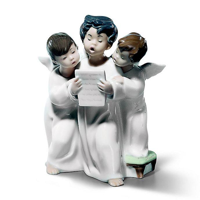 Alternate image 1 for Lladró Angels Group Porcelain Figurine