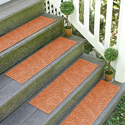 Weather Guard™ Boxwood 8.5-Inch x 30-Inch Stair Treads (Set of 2)