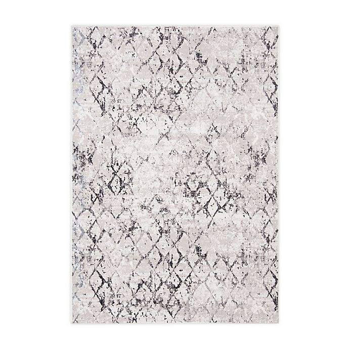 Alternate image 1 for Safavieh Amelia Sidney 6' x 9' Handcrafted Area Rug in Grey