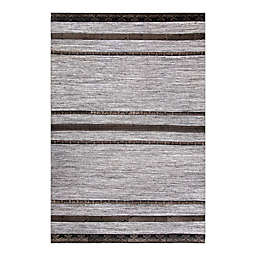 Ren-Wil Dahmani 5' x 8' Area Rug in Grey