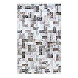 Couristan® Nordic Area Rug in Gray/Brown