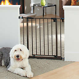 Toddleroo by North States® Metal Pet Gate in Bronze