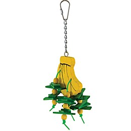 Pet Bird Small Bananas Toy