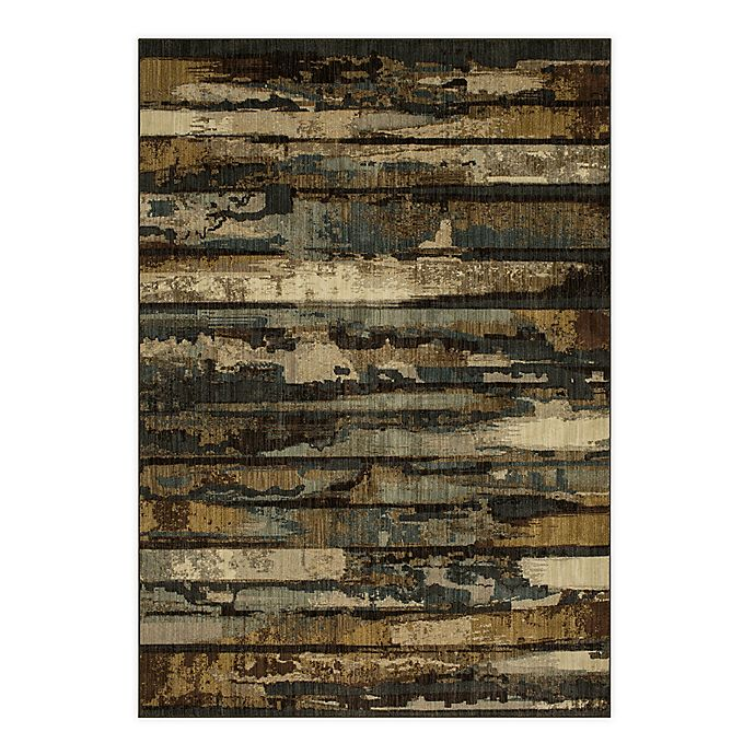 Alternate image 1 for Mohawk Home Remy 5' x 7' Woven Rug in Taupe