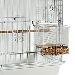 Pet Bird Seed Corral