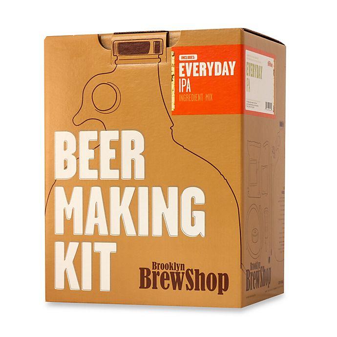 Alternate image 1 for Brooklyn BrewShop Everyday IPA Beer Making Kit