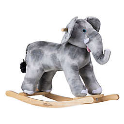 Rockin' Rider® Elliott the Rocking Elephant in Grey