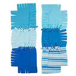 Melissa & Doug® Created by Me! Striped Fleece Quilt