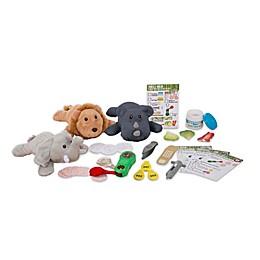 Melissa & Doug® Track & Rescue 30-Piece Safari Animals Playset