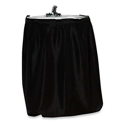 Carnation Home Fashions Lauren Dobby Sink Skirt
