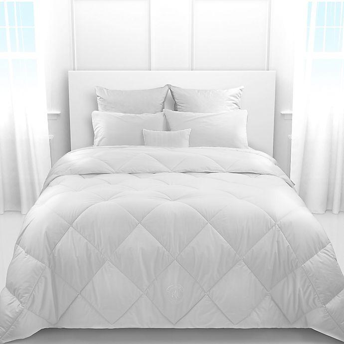 Alternate image 1 for Lauren Ralph Lauren Down Alternative Comforter