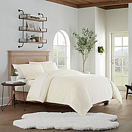 UGG® Lana Faux Fur 3-Piece Duvet Cover Set