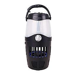 iTerminate Bluetooth Speaker and Bug Zapper Lantern