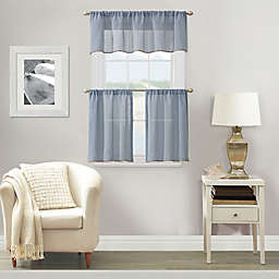 Kitchen Bath Window Curtains Bed